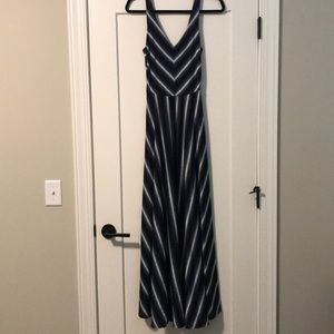 Brand: Puella maxi dress (from Anthropologie)